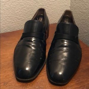 🇫🇷 Bally Loafers Piano Black Made in France 🇫🇷